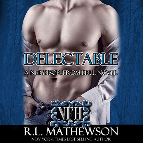 Delectable audiobook cover art