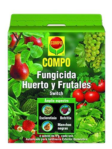 Compo 1691102011 Fungicida huerto y frutales, 20x15x8 cm
