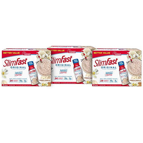 SlimFast Original French Vanilla Shake