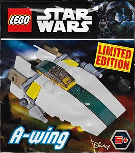 LEGO Star Wars 911724 - Juego de papel de aluminio con alas en bolsa