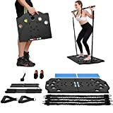 BARWING Portable Home Gym Full Body Workouts Equipment Resistance...