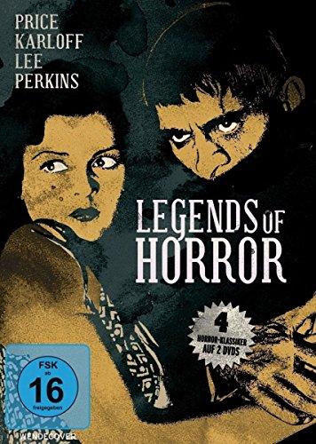 Legends of Horror [2 DVDs]