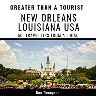 Greater Than a Tourist - New Orleans Louisiana USA cover art
