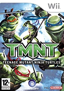 Teenage Mutant Ninja Turtles (Wii) (B000LCTRNS) | Amazon price tracker / tracking, Amazon price history charts, Amazon price watches, Amazon price drop alerts