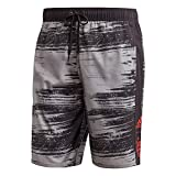 adidas Herren FC Bayern CLX Short CL Badeshort, Black, 2XL