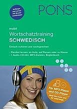 PONS mobil Wortschatztraining Schwedisch: Hörübungen fürs Lernen unterwegs