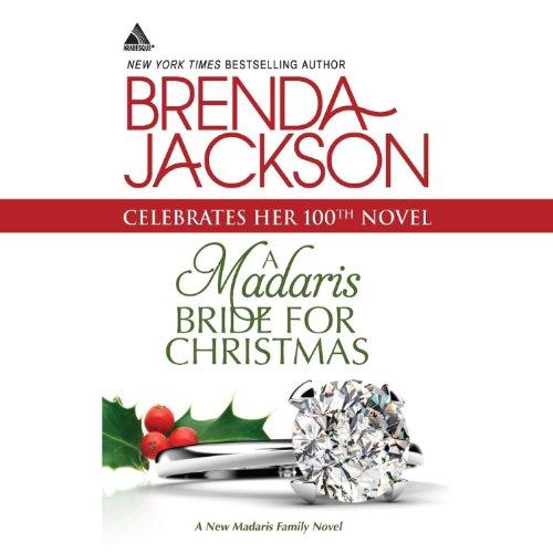 A Madaris Bride for Christmas audiobook cover art