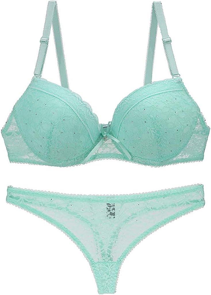 US 34B,US 36B Vintage Triumph soft blue floral satin bra underwear.sizes US 32B