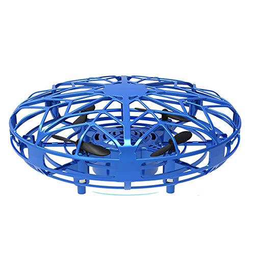 Dron Mini helicóptero para niños personalizadoavion de carreras teledirigido solo usb con luces LED Toy Play Frisbee Regalos infrarrojos interactivos para adultos niñas colores barato oferta a