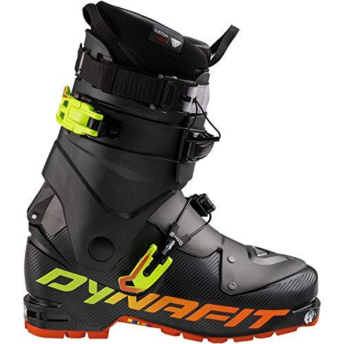 DYNAFIT TLT Speedfit Boot Orange-Schwarz, Touren-Skischuh, Größe EU 40 - Farbe Black - Black - Fluo Orange