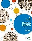 Geografía e Historia 1. (Aprender es crecer en conexión) - 9788467850918