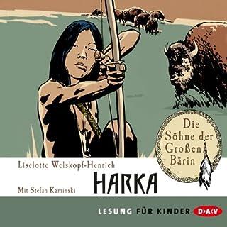 Harka (Die Söhne der Großen Bärin 1) Titelbild