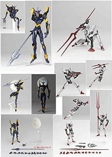 REVOLTECH - Evangelion Evolution [Unit-04 & Mark.06] Premium Set by Kaiyodo