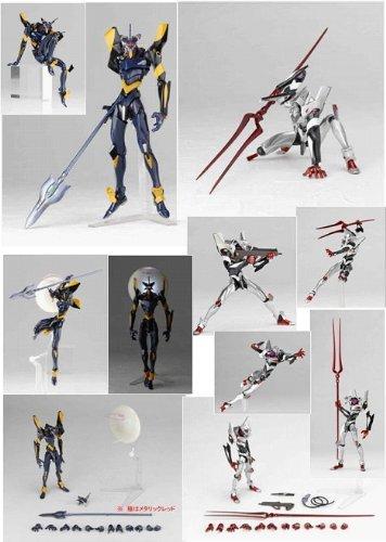 REVOLTECH - Evangelion Evolution [Unit-04 & Mark.06] Premium Set (japan import)