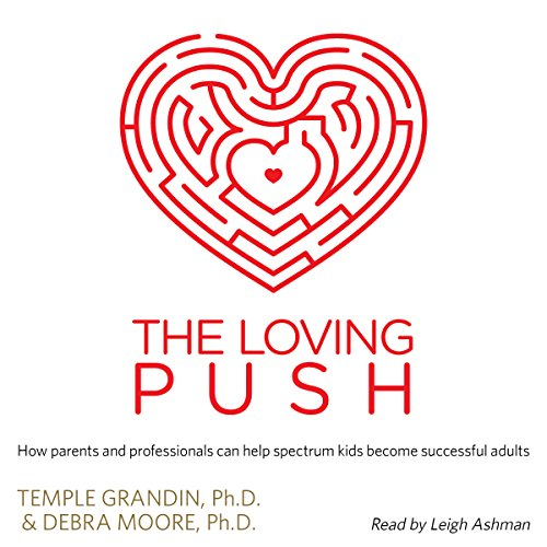 The Loving Push audiobook cover art