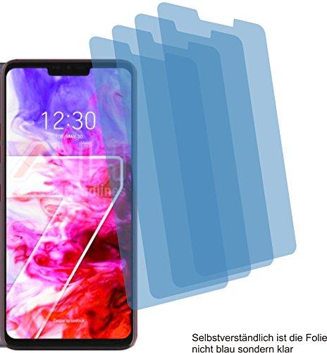 4ProTec I 4X ANTIREFLEX matt Schutzfolie für LG G7 ThinQ Bildschirmschutzfolie Displayschutzfolie Schutzhülle Bildschirmschutz Bildschirmfolie Folie