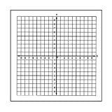 Geyer Instructional Products 150240 Graph Paper Stickers, Number Axis (Numbered -10 to +10) (Pack of 150)