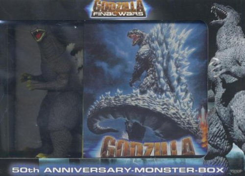 Godzilla - Final Wars: 50th Anniversary Monster Box [Limited Edition] [5 DVDs]