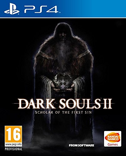 DARK SOULS II SCHOLAR OF THE FIRST SIN PS4 FR