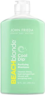 John Frieda Beach Blonde Cool Dip Purifying Shampoo, 10 Ounces