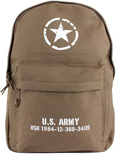 Fostex WWII Series Adultes États-Unis Sac À Dos Armée