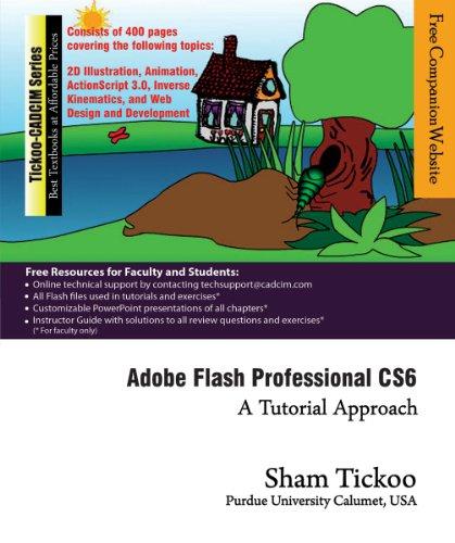 Adobe Flash Professional CS6: A Tutorial Approach (English Edition)