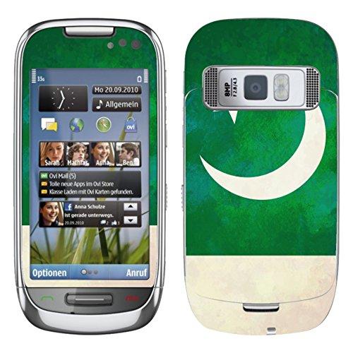 DISAGU 'Pellicola Design SF 101475_ 853per Nokia C7–Motiv Pakistan