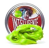 Intelligente Knete Leuchtet im Dunkeln (Neon Grün) BPA- und glutenfrei