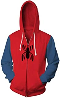 spiderman homecoming with jacket
