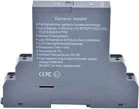 DC 24V Acondicionador de señal, Transmisor aislador de señal de corriente y voltaje GLC Distribuidor de alimentación enchufable 1 entrada 1 salida (DC 0-10V Input)