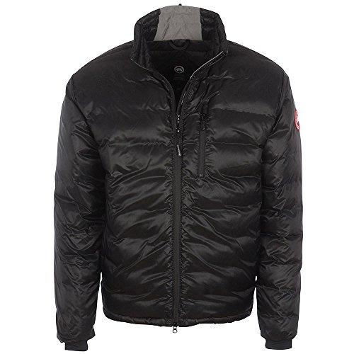 Canada Goose Lodge Jacket, Black (Large)
