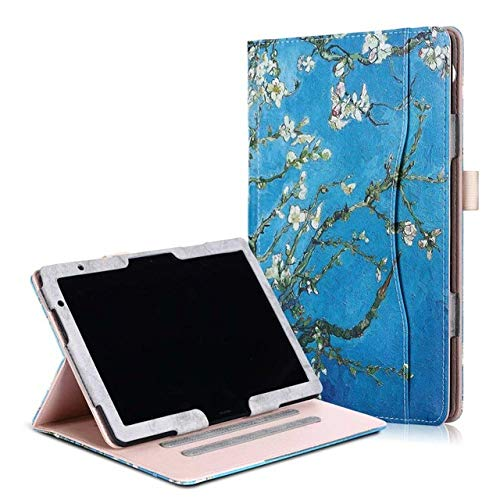 YHWW Funda de Tableta Funda para Tableta, Que es Resistente a Las caídas y difícil de ensuciar, para Funda Tablet Huawei mediapad T5 10 10.1 Cubierta para Huawei mediapad m5 Lite 10 Case, T5