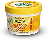 Garnier Fructis Hair Food Banana Maschera, 390ml
