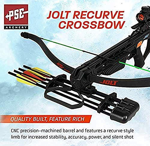 PSE Jolt Crossbow Package
