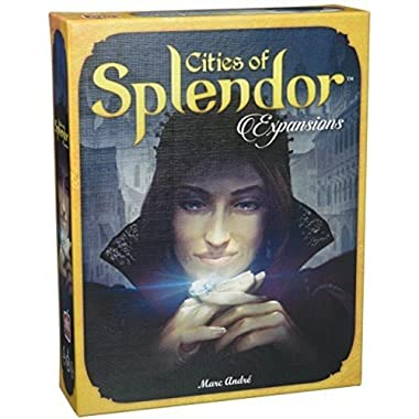 Fantasy Flight Games Splendor: Cities of Splendor Expansion