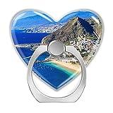 NSNNS - Agarre expansible para teléfono móvil, rotación de 360º, Agarre Plegable y Soporte para teléfonos y tabletas-San Andres Tenerife Beautiful Tourism