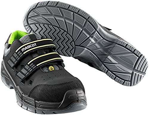 Mascot F0107-937-09-1145 F0107-937-09-1145 F0107-937-09-1145 Alpamayo Chaussures de Sécurité Taille W11 45 Noir d81