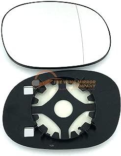 vetro specchio retrovisore DX destro termico riscaldabile con piastra