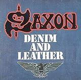 Saxon - Denim And Leather - Carrere - 2934 138