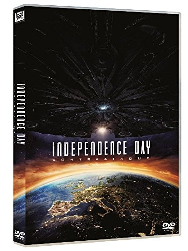 Independence Day: Contraataque [DVD]