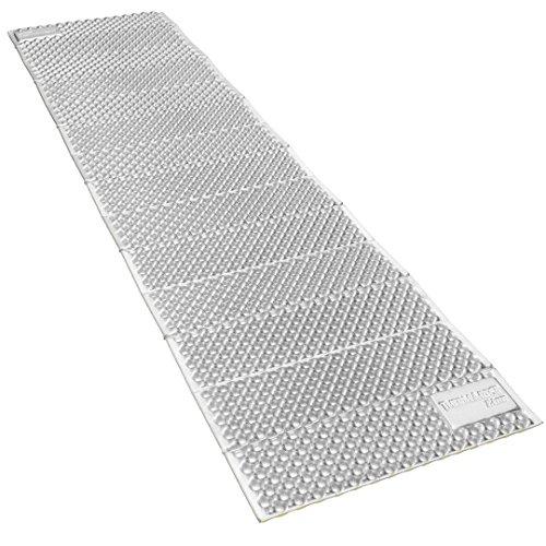 THERMAREST(サーマレスト) クローズドセルマットレス Zライト ソル シルバー/レモン R(51×183×厚さ2cm) R値...