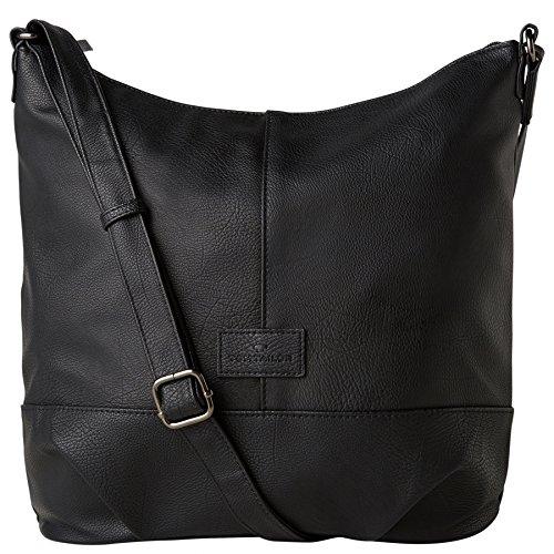 TOM TAILOR für Frauen Taschen & Geldbörsen Hüfttasche schwarz/black, OneSize