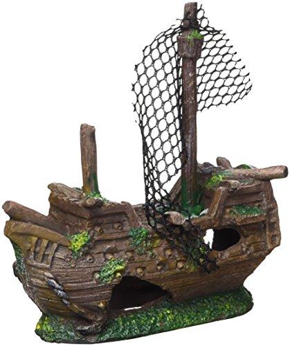 Marina Décor für Aquaristik Boot S
