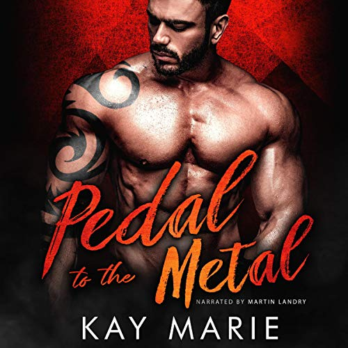 Pedal to the Metal audiobook cover art