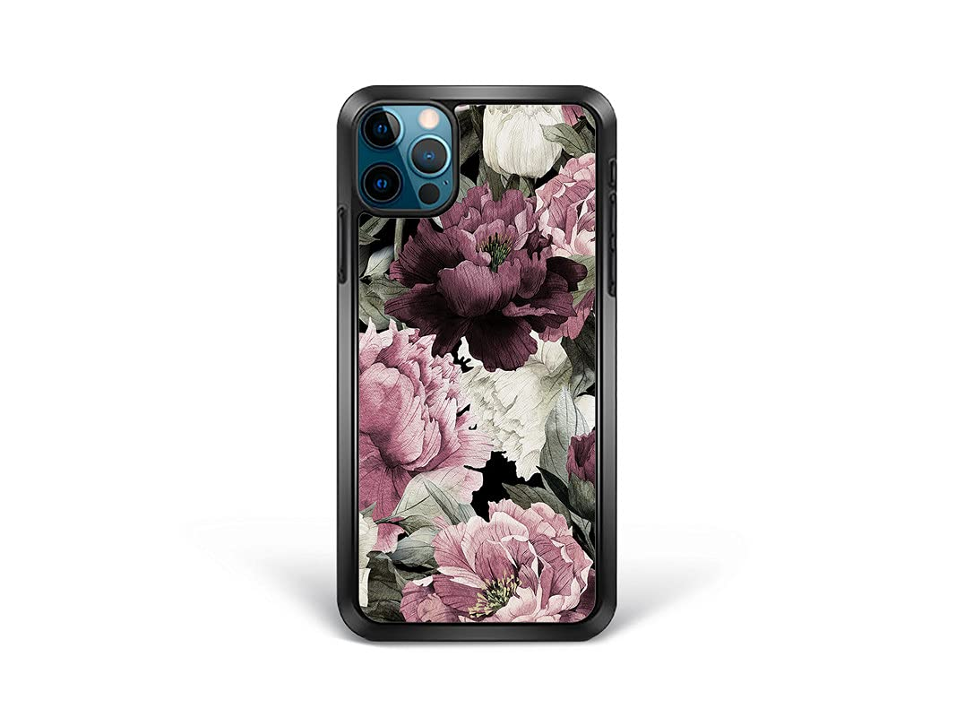 Bonito-store Peonies iPhone 12 Portland Mall Mini safety SE Nature 2020 Pro 11 Spring