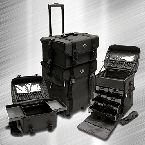 ZEN 3000 Pro Series Makeup Case / Organizer / Cosmetic Case