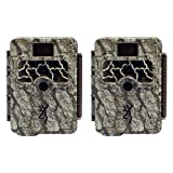 Browning Trail Cameras Command Ops 14MP Infrared Game Camera, 2 Pack   BTC4-14