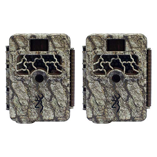 Browning Trail Cameras Command Ops 14MP Infrared Game Camera, 2 Pack | BTC4-14