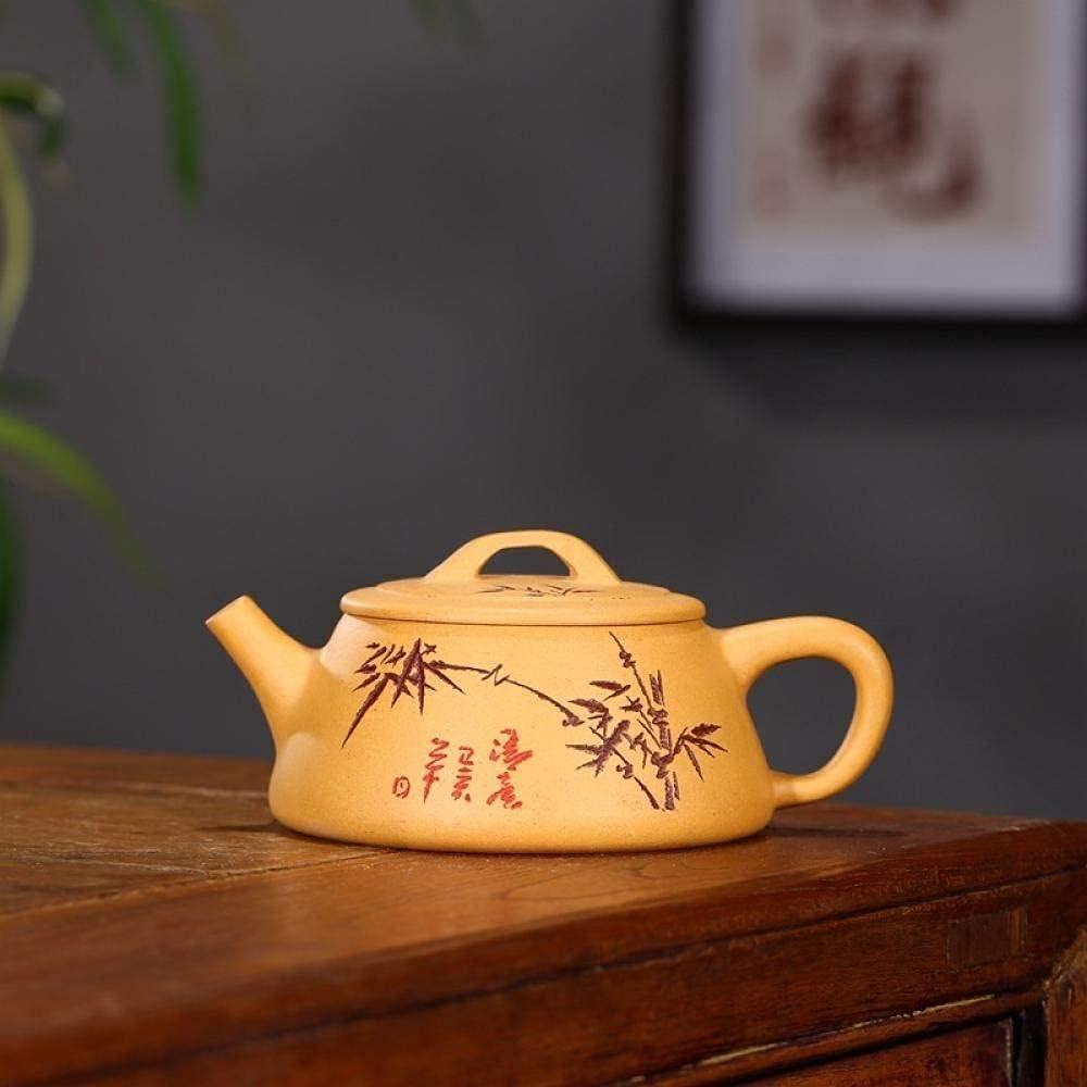 ZHSDTHJY Teacupscast Iron Special sale item Tea Potspurple Sand Hole Teapot sale