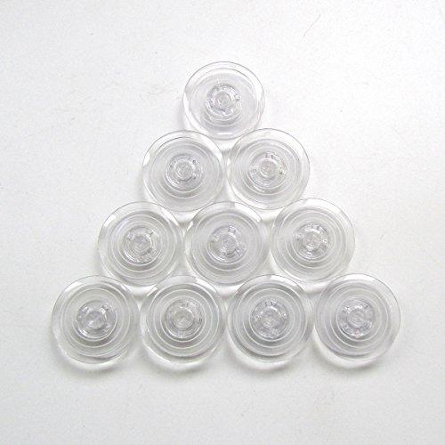 CKPSMS Marca - plástico bobinas para Singer Touch N Sew 290 C 600 603, 604, 620 700 Máquinas de Coser # 163131 10piezas
